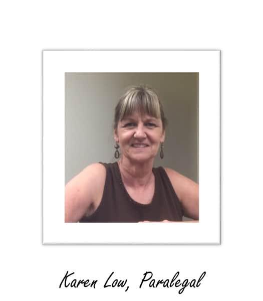 Karen Low, Las Vegas Divorce Paralegal