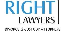 RIGHT Lawyers - Las Vegas Divorce & Family Law Attorneys Logo