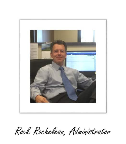 Rock Rocheleau, Las Vegas Divorce Attorney Administrator