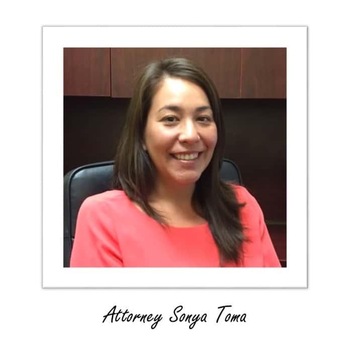 Sonya Toma, Las Vegas Divorce Attorney