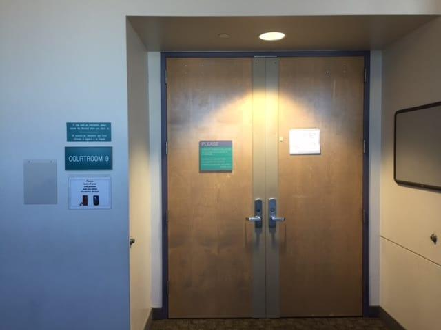 Divorce Courtroom