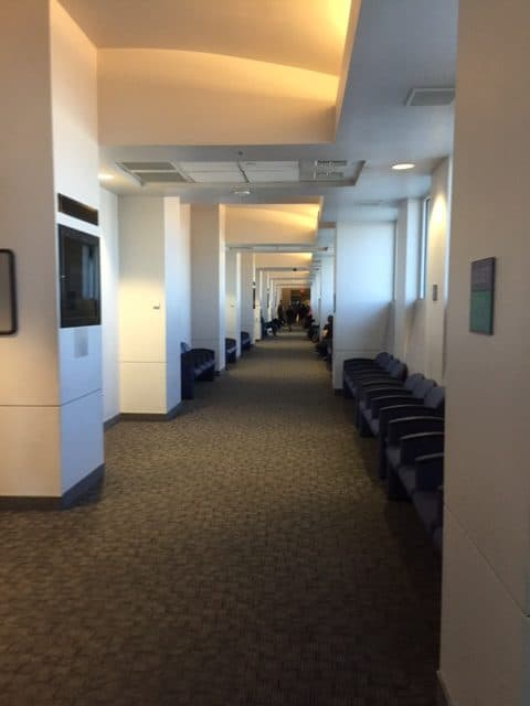 Court Hallway